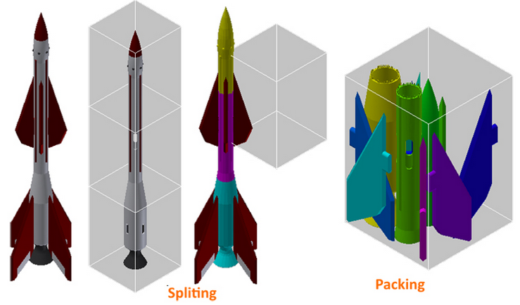 Free App – 3D Print Objects Larger than Build Volume