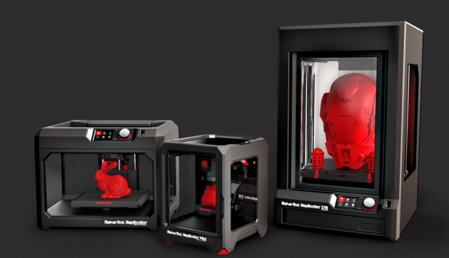 Why MakerBot and 3D Systems are Losing the Desktop 3D Market