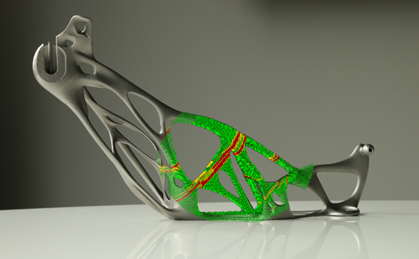 Objectify Standardizes on MSC's Simufact Additive for AM Process Simulation
